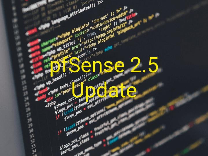 pfsense-2.5-update